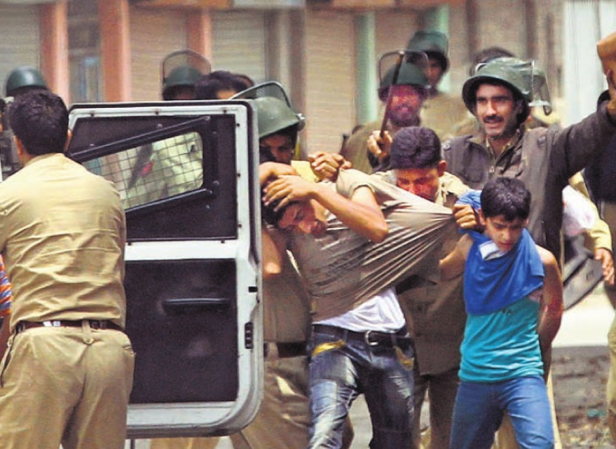 Kashmir has 471 torture centers and every fifth Kashmiri is a torture victim: Study